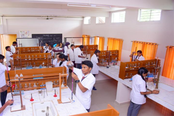 Kairali Vidya Bhavan-Chemistry Lab