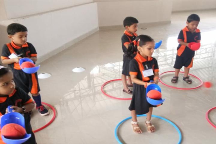 Kairali Vidya Bhavan-Games