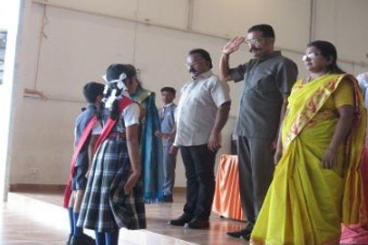 Kairali Vidya Bhavan-Investiture Ceremony