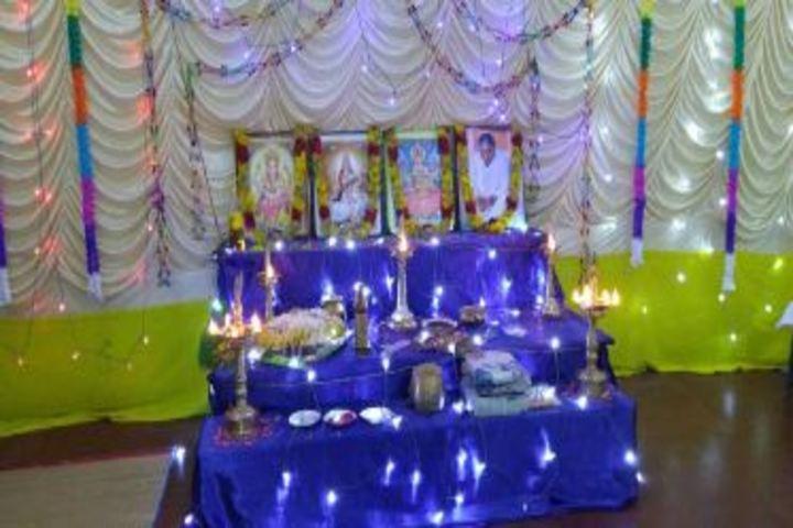 Kairali Vidya Bhavan-Vijayadashmi Celebrations