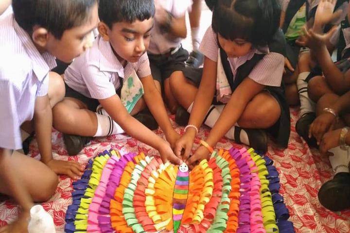 Kallivayalil Pappan Memorial Public School-Art