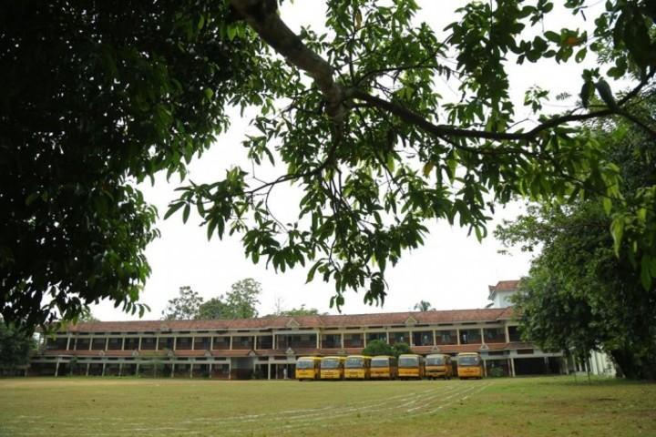 Kallivayalil Pappan Memorial Public School-Campus View