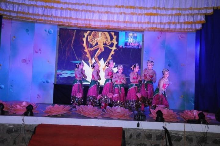 Kallivayalil Pappan Memorial Public School-Dance Activity