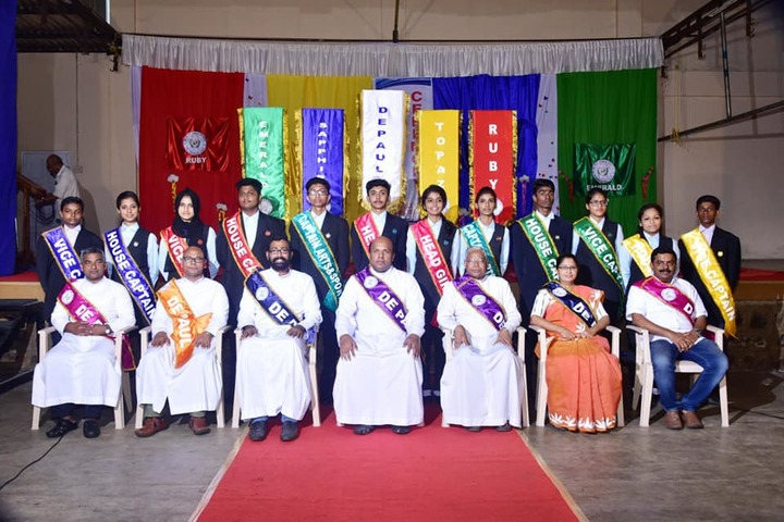 Kallivayalil Pappan Memorial Public School-Investiture Ceremony