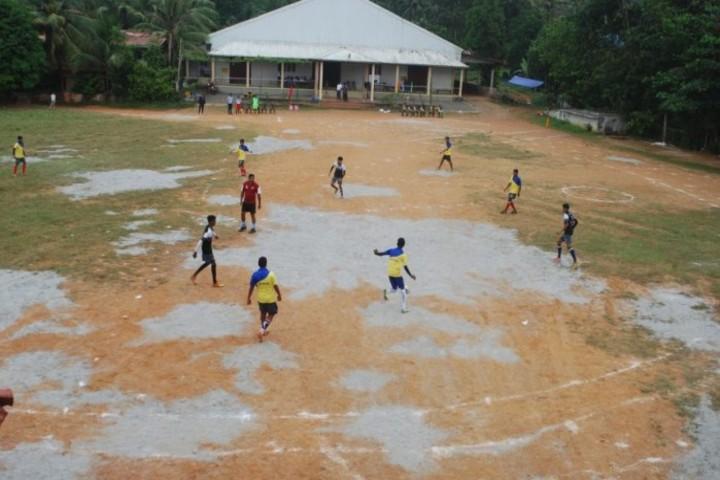 Kallivayalil Pappan Memorial Public School-Playground