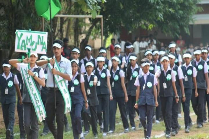 Kallivayalil Pappan Memorial Public School-Sports Day