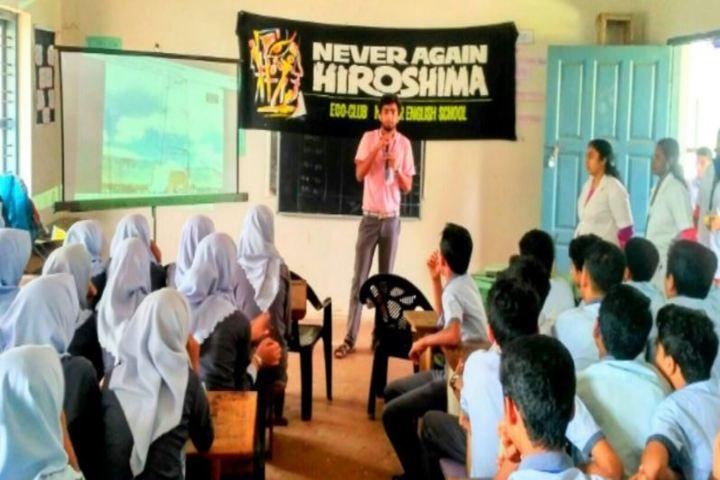 Kaoser English School-Hiroshima Day
