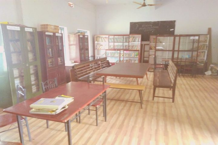 Kaoser English School-Library