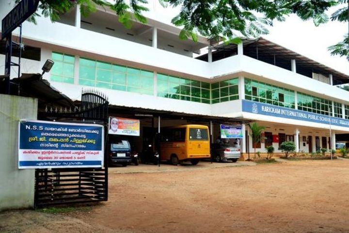 Karickam International Public School-Campus View
