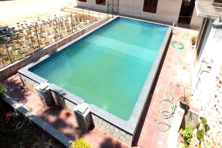 Karickam International Public School-Swimming Pool