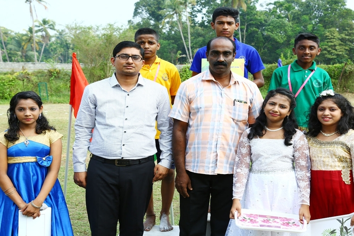 Kasturba English Medium School-Sports Day
