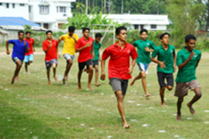 Kasturba English Medium School-Sports