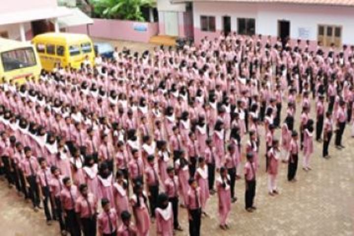 Kasturba Public School-Assembly