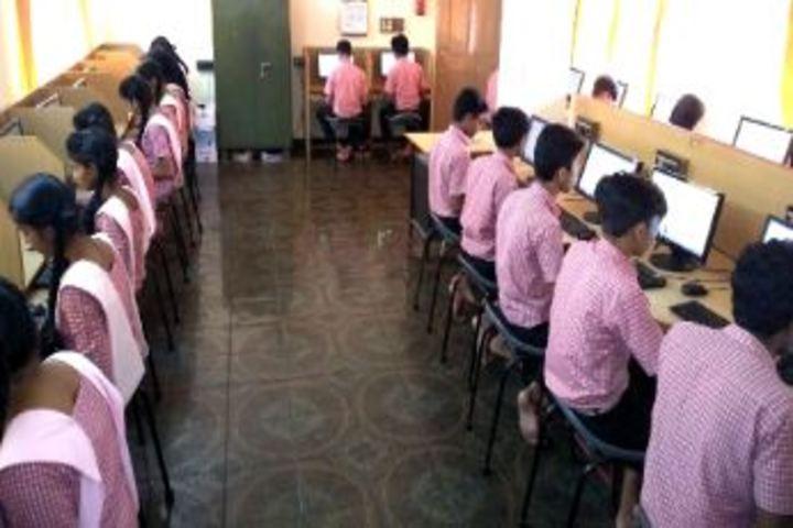 Kasturba Public School-Computer Lab