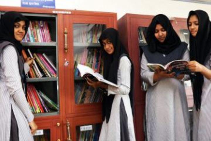 Kasturba Public School-Library