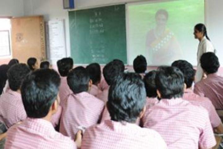 Kasturba Public School-Smart Classroom