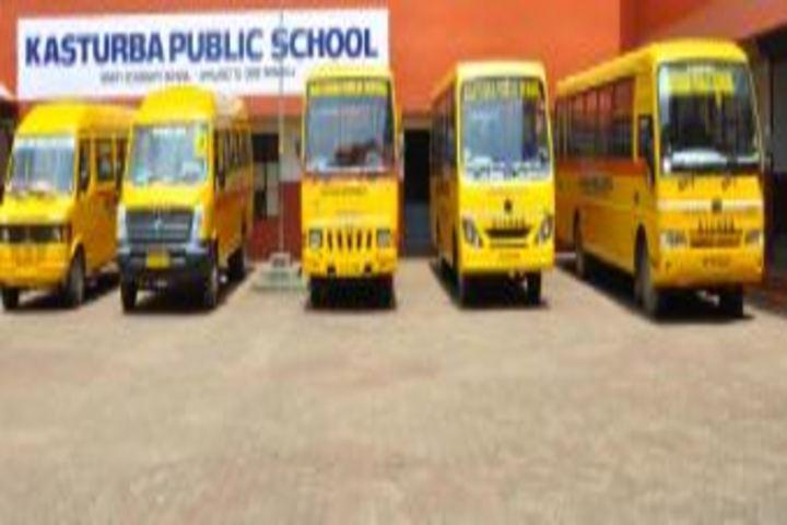 Kasturba Public School-Transport