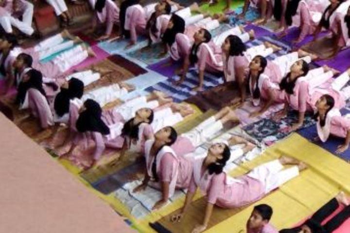 Kasturba Public School-Yoga