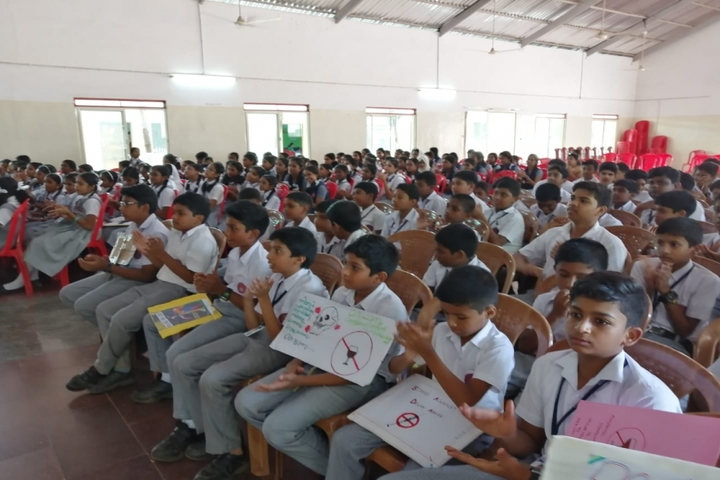 Karuna Central School-Anti Drug Seminar