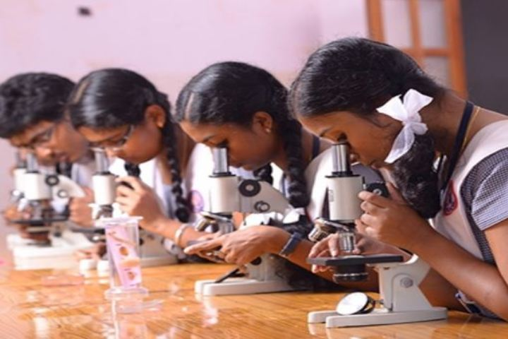Karuna Central School-Biology Lab