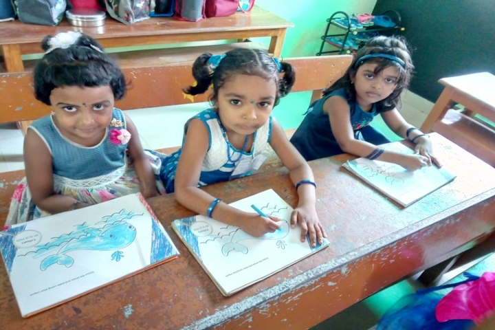 Karuna Central School-Drawing Competition