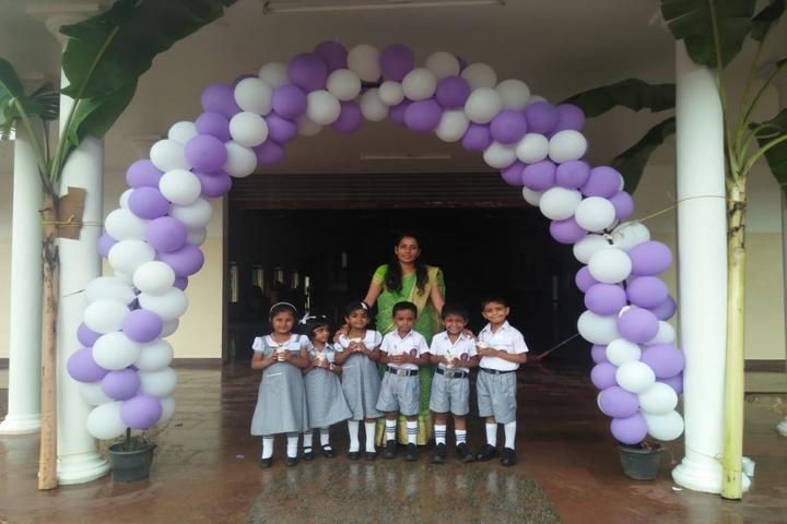 Karuna Central School-Environment Day