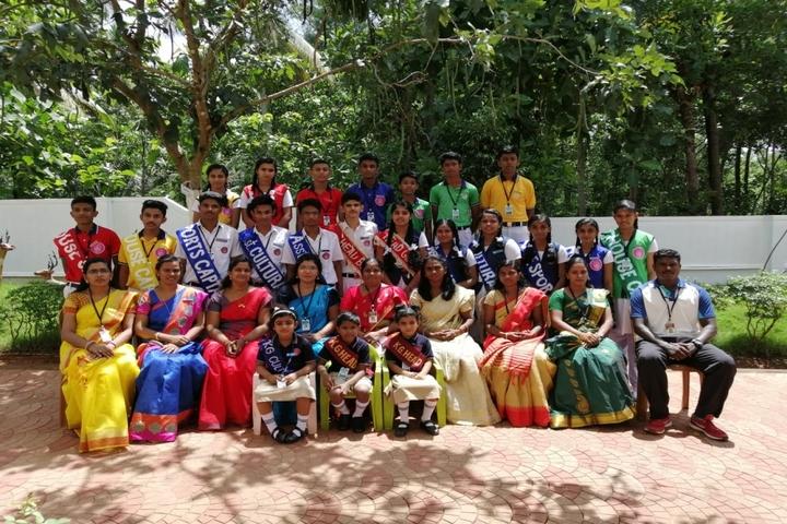 Karuna Central School-Investiture Ceremony