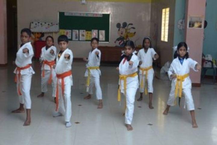 Karuna Central School-Karate