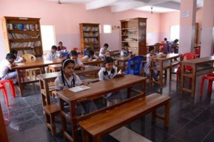 Karuna Central School-Library