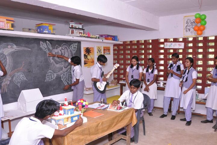 Kaviattu English Medium School-Activity