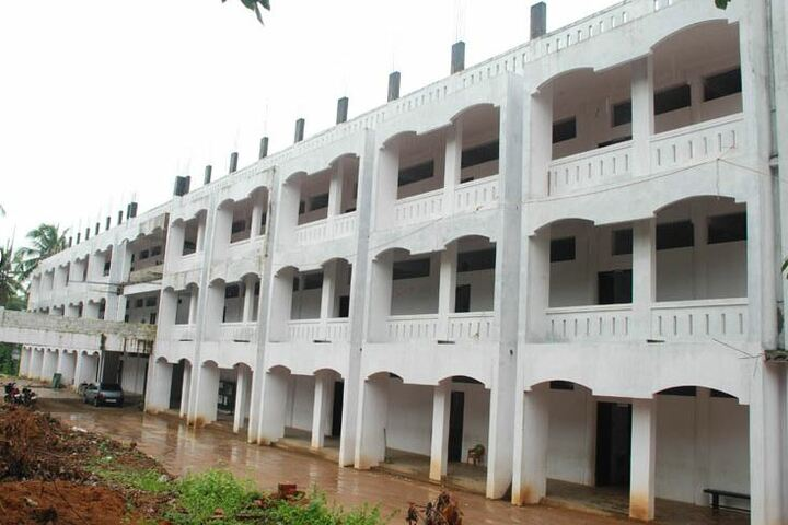 Kaviattu English Medium School-Campus View