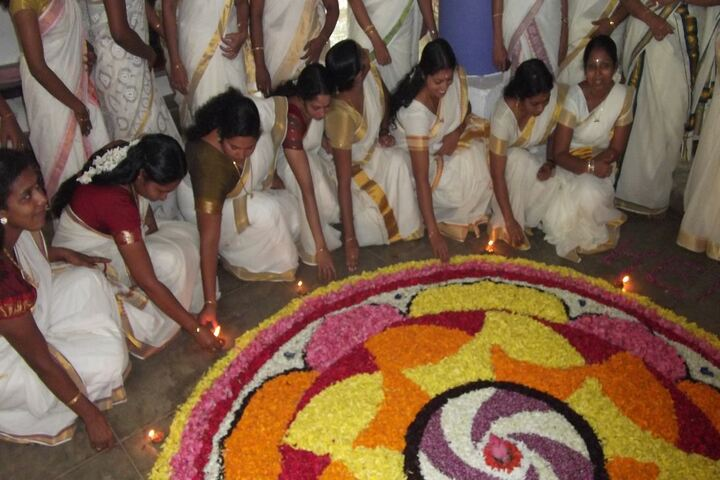 Kaviattu English Medium School-Onam Celebrations