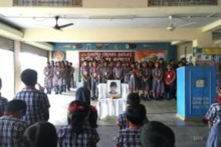 Kendriya Vidyalaya-Education Day Celebrations