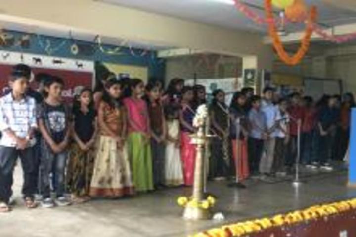 Kendriya Vidyalaya-Onam Celebration
