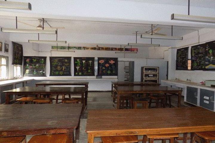 Kendriya Vidyalaya-Biology Lab