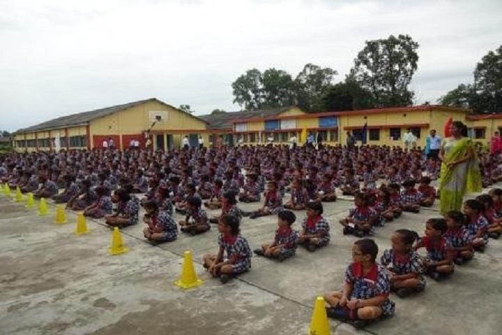 Kendriya Vidyalaya No 1-Annual inspection