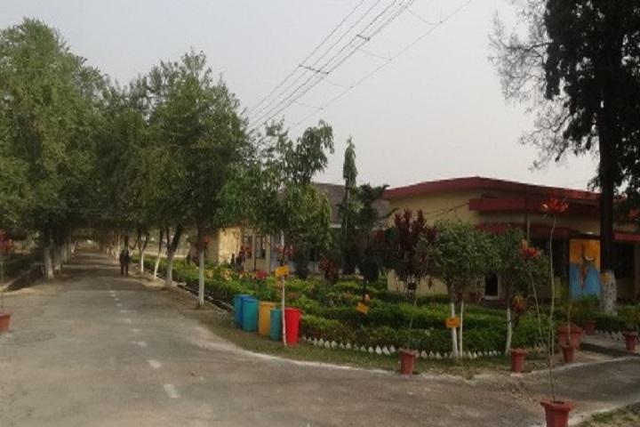 Kendriya Vidyalaya No 1-School entrances