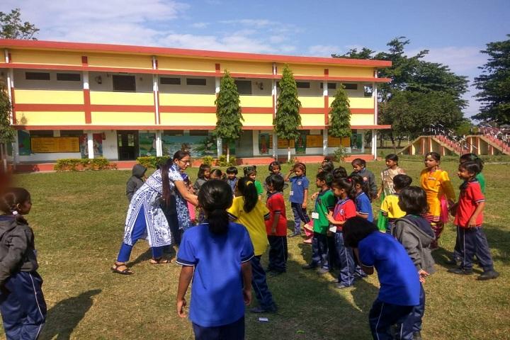Kendriya Vidyalaya No 1-School out view