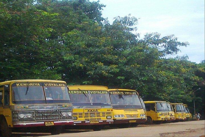 Kendriya Vidyalaya-Transport
