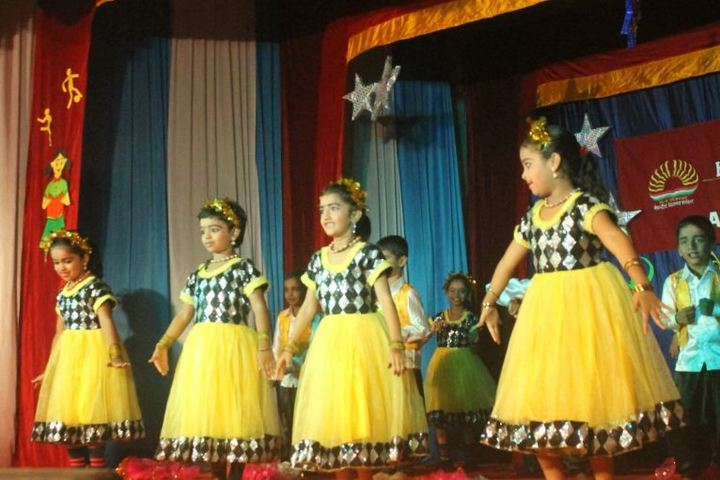 kendriya Vidyalaya-Dance Event