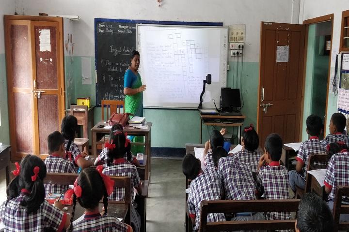Kendriya Vidyalaya No 3-Class Room