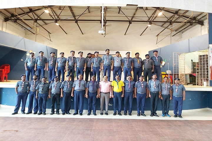 Kendriya Vidyalaya No 3-Scout Team