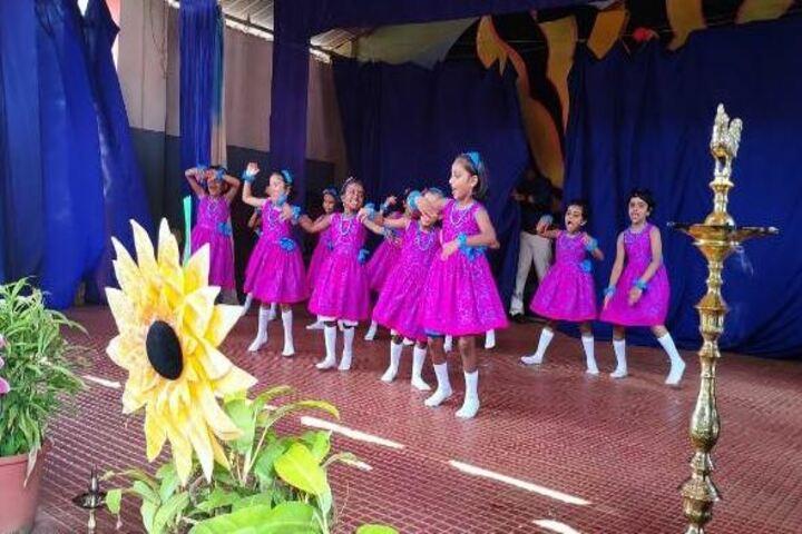 Kendriya Vidyalaya No 1-Dance Activity