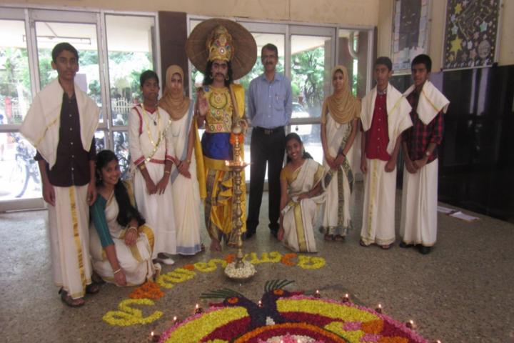 Kendriya Vidyalaya No 1-Onam Celebrations