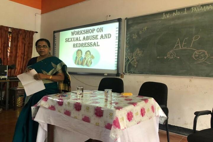 Kendriya Vidyalaya No 1-Seminar