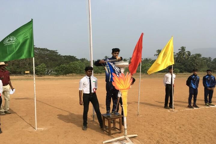 Kendriya Vidyalaya No 1-Sports Day