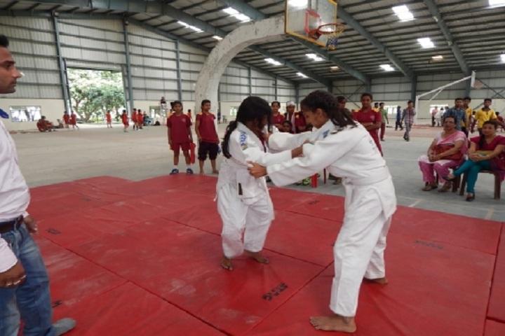 Kendriya Vidyalaya No 2-Boxing