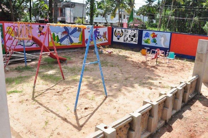 KMJ Central School-Kids Play Ground