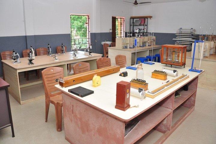 KMJ Central School-Laboratory