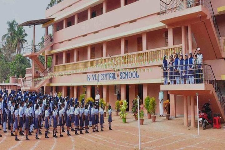KMJ Central School-Building